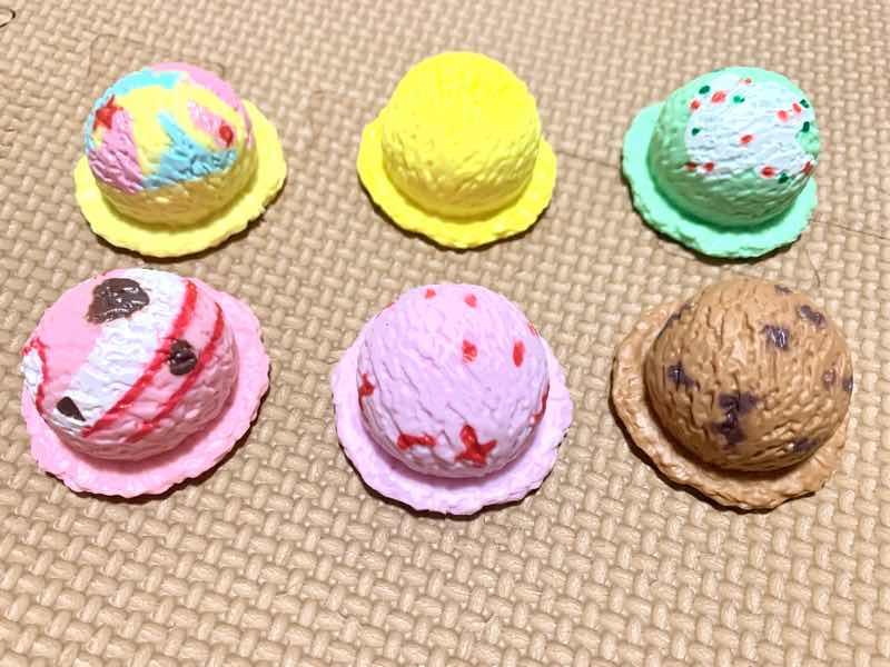 サーティーワンアイスクリームコラボの『アイスクリーム屋さん2021』
